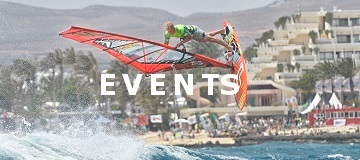 Windsurfing events in Lanzarote